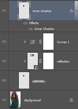 How to Add Reflections To Sunglasses With Photoshop 8